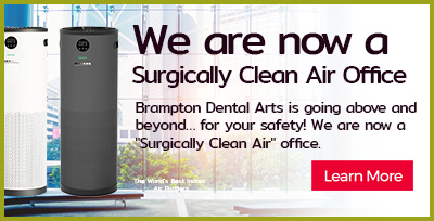 We are now a Surgically Clean Air office