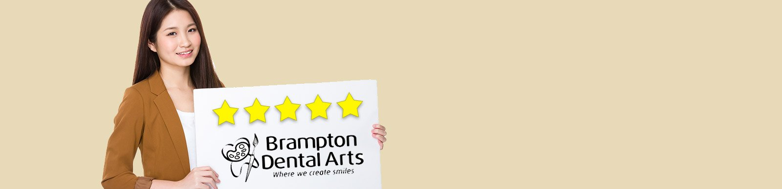 Patient Reviews, Brampton Dental Arts