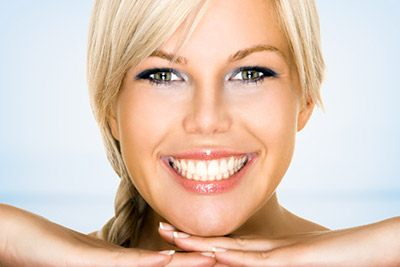 Cosmetic Dentistry - Smile