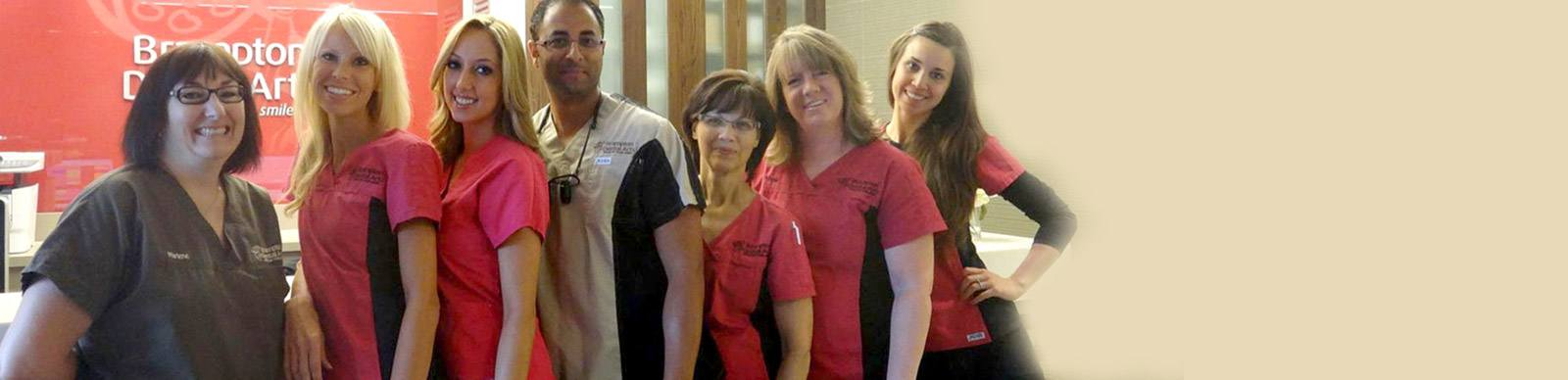 Our Team - Brampton Dental Arts, Brampton ON