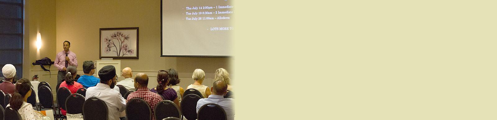 Seminars & Consulting Services, Brampton